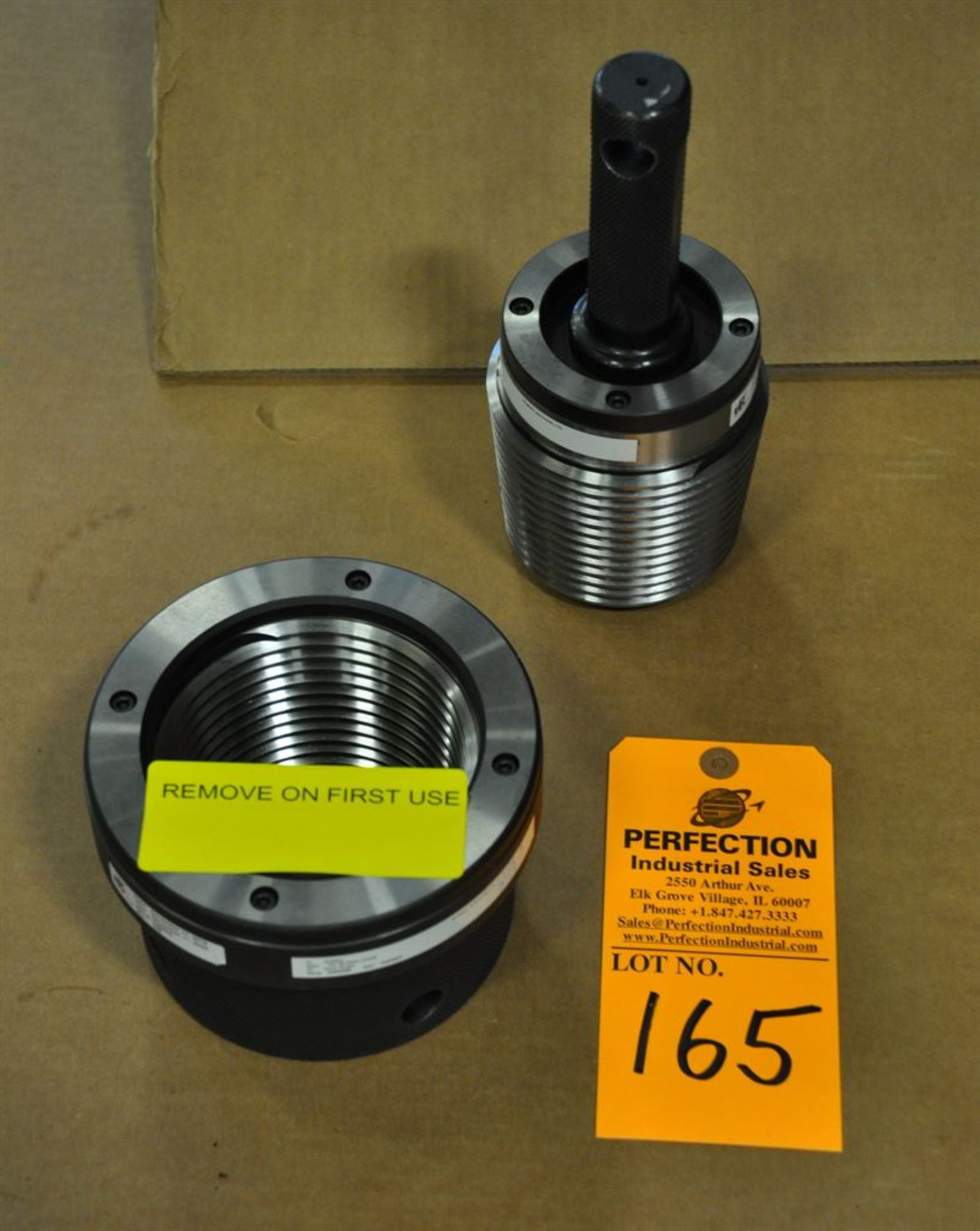 PMC Lone Star NC40 ring and plug gages