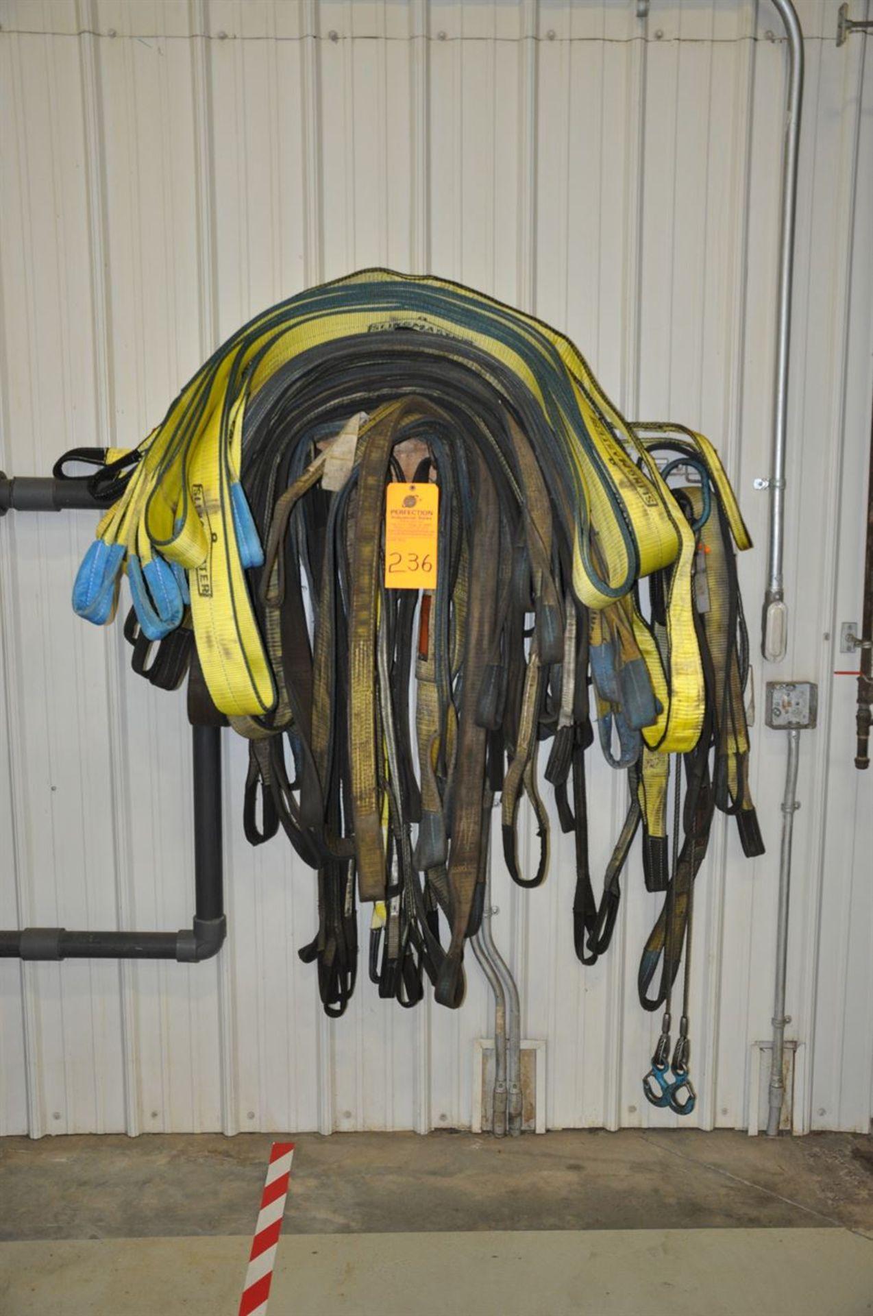Assorted Used Nylon Slings