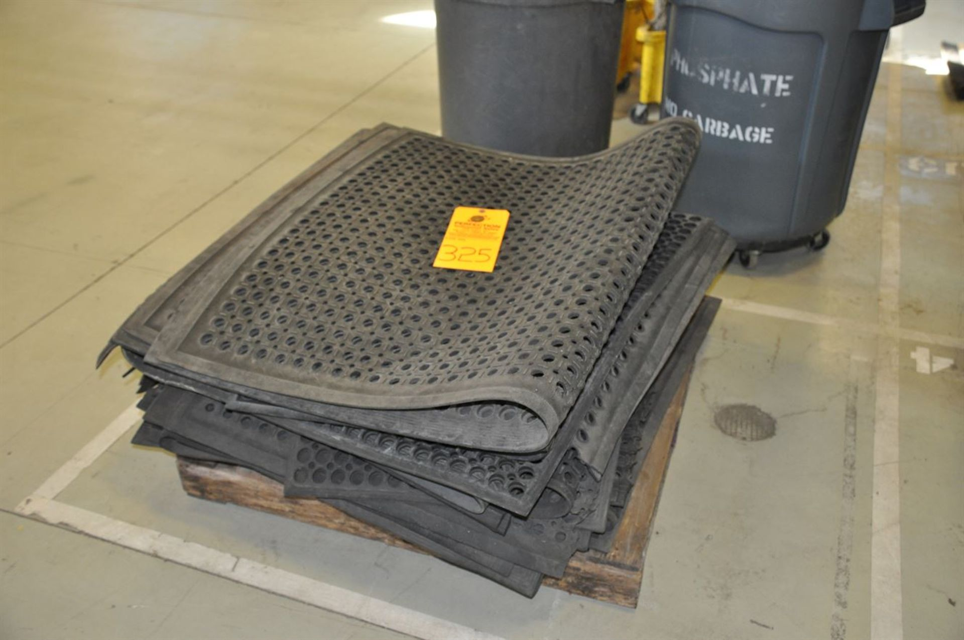 Fatigue Floor Mats