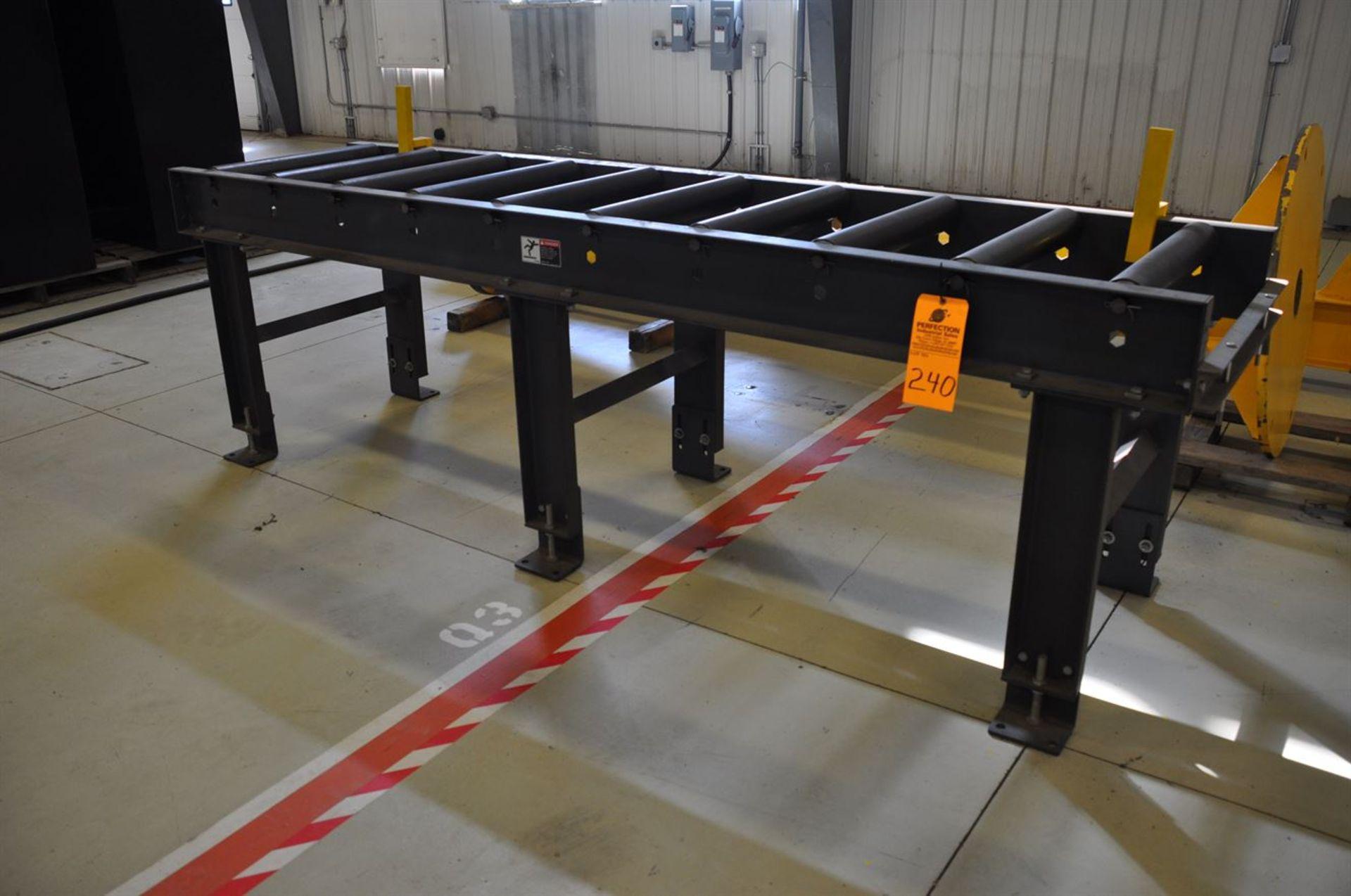 "Roller Conveyer, 10' x 26"""