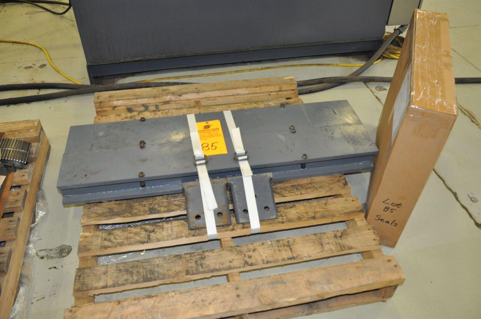 "2012 McCOY CLEBU 1500 15"" Type III Bucking Unit, s/n 8988, w/ PLC Control, Size Range: 15"" – 2. - Image 6 of 6"