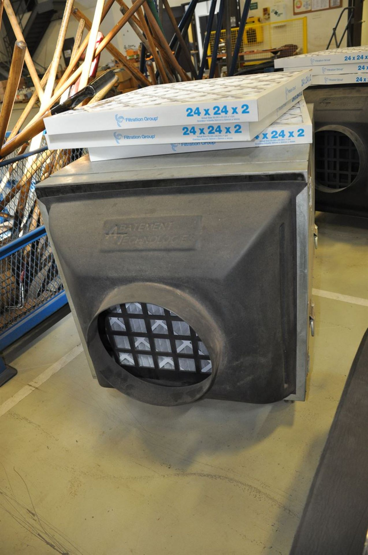 Abatement Technologies Air scrubber, w/ Hepa Filter - Image 2 of 2