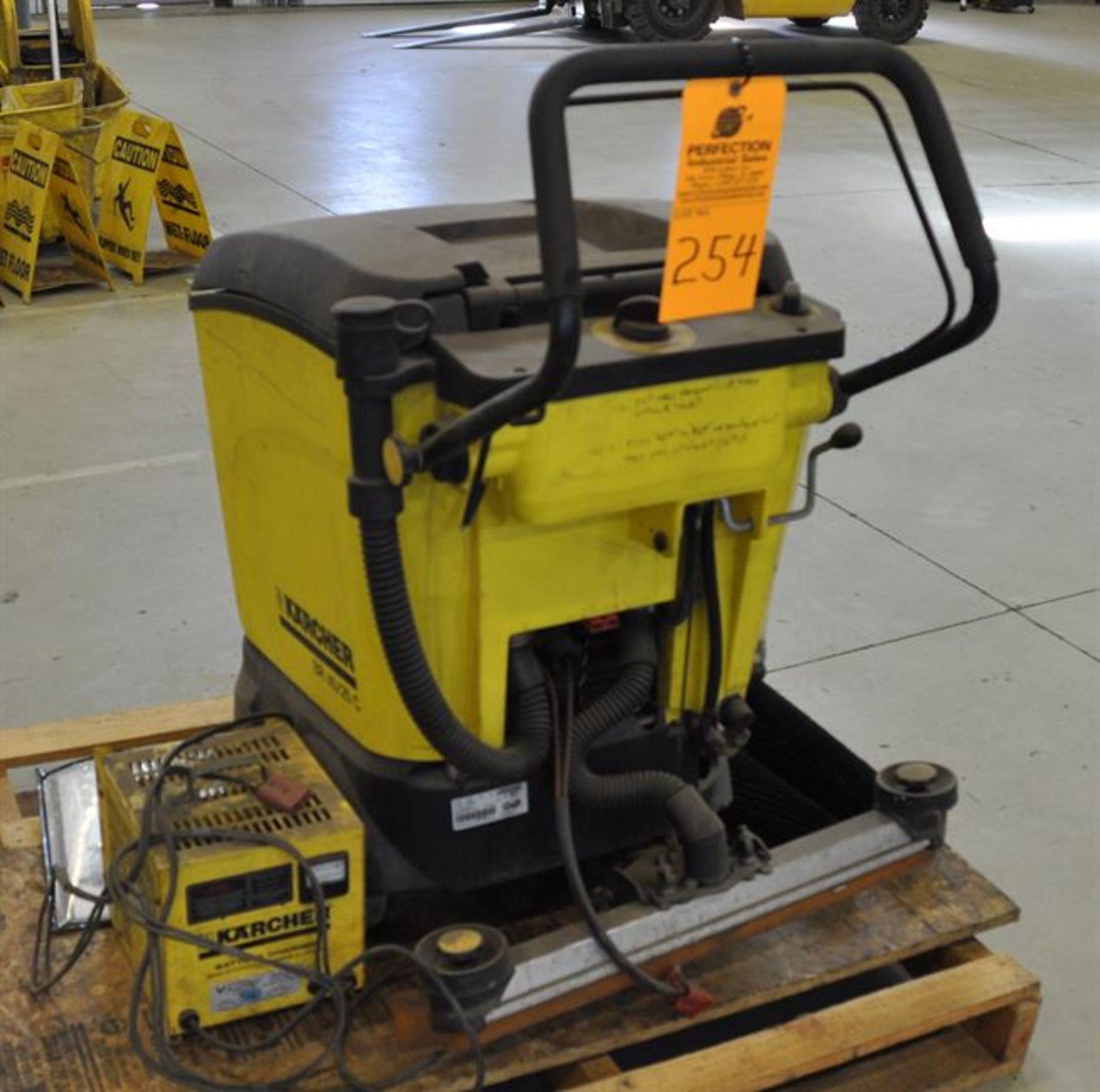 KARCHER BR 40/25 Electric Floor Scrubber - Image 2 of 2