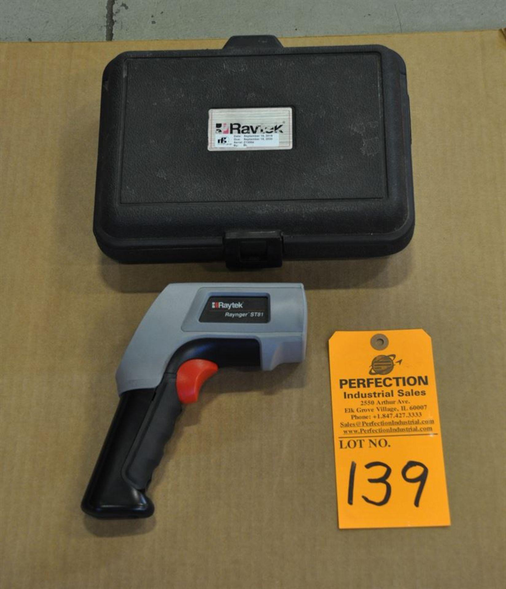 Raytek Raynger ST81, infra red thermometer