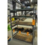 Storage shelving, 1 section