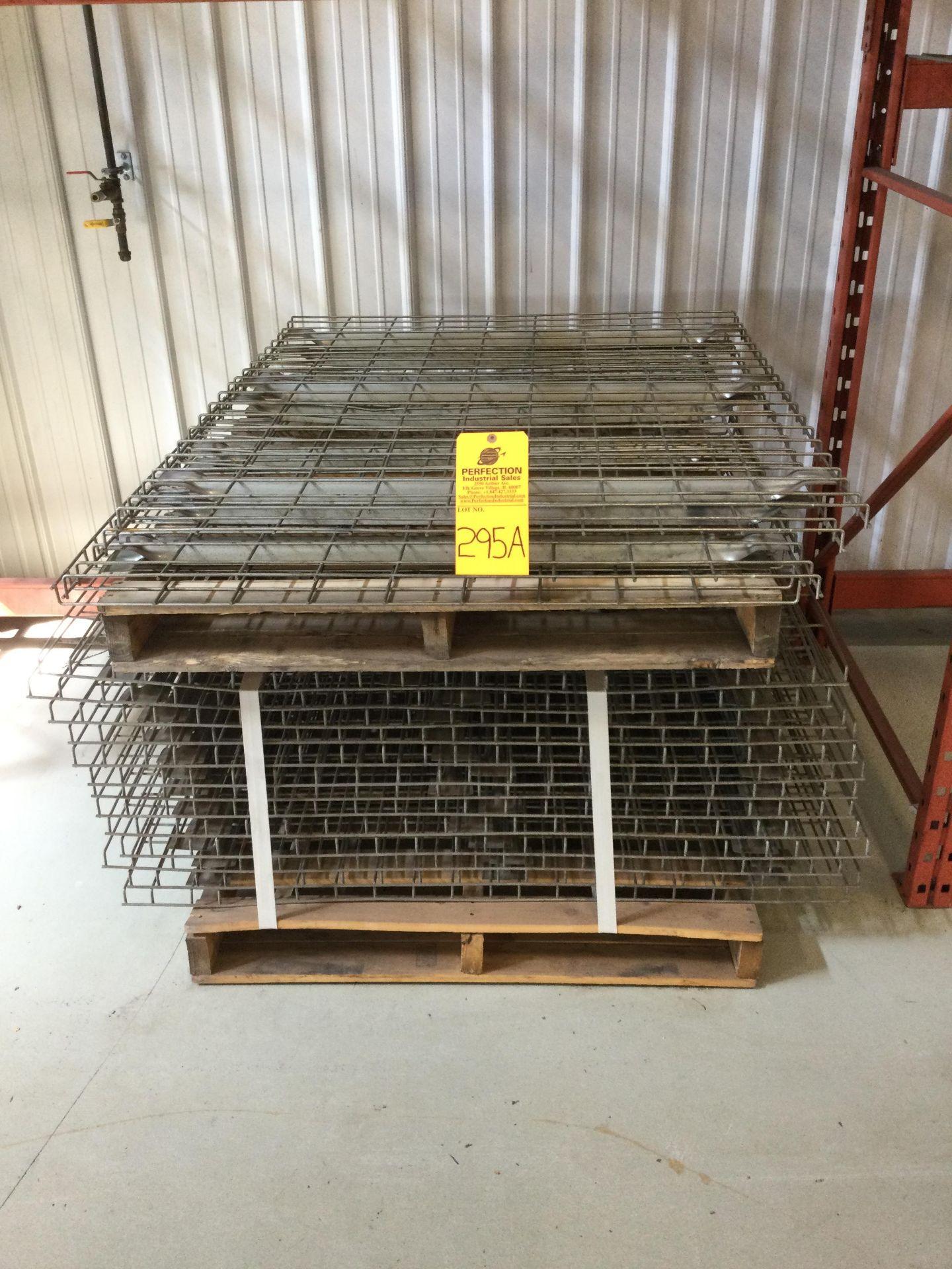 Pallet Racking Metal Deck