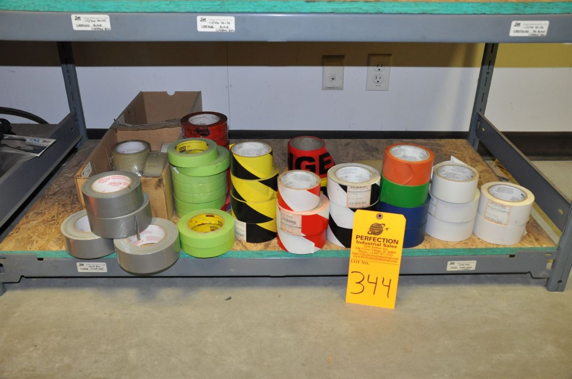 Assort safety and packaging tape