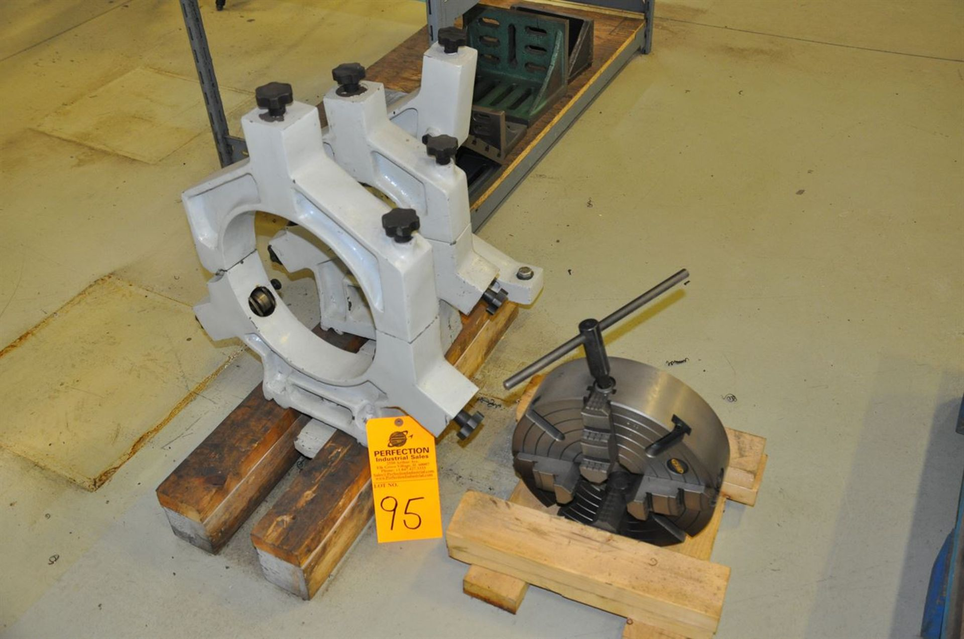 2012 SUMMIT 20X80B Gap Bed Engine Lathe, s/n 8052, w/ Taper Attachment, Quick Change Tool Post, - Image 5 of 5