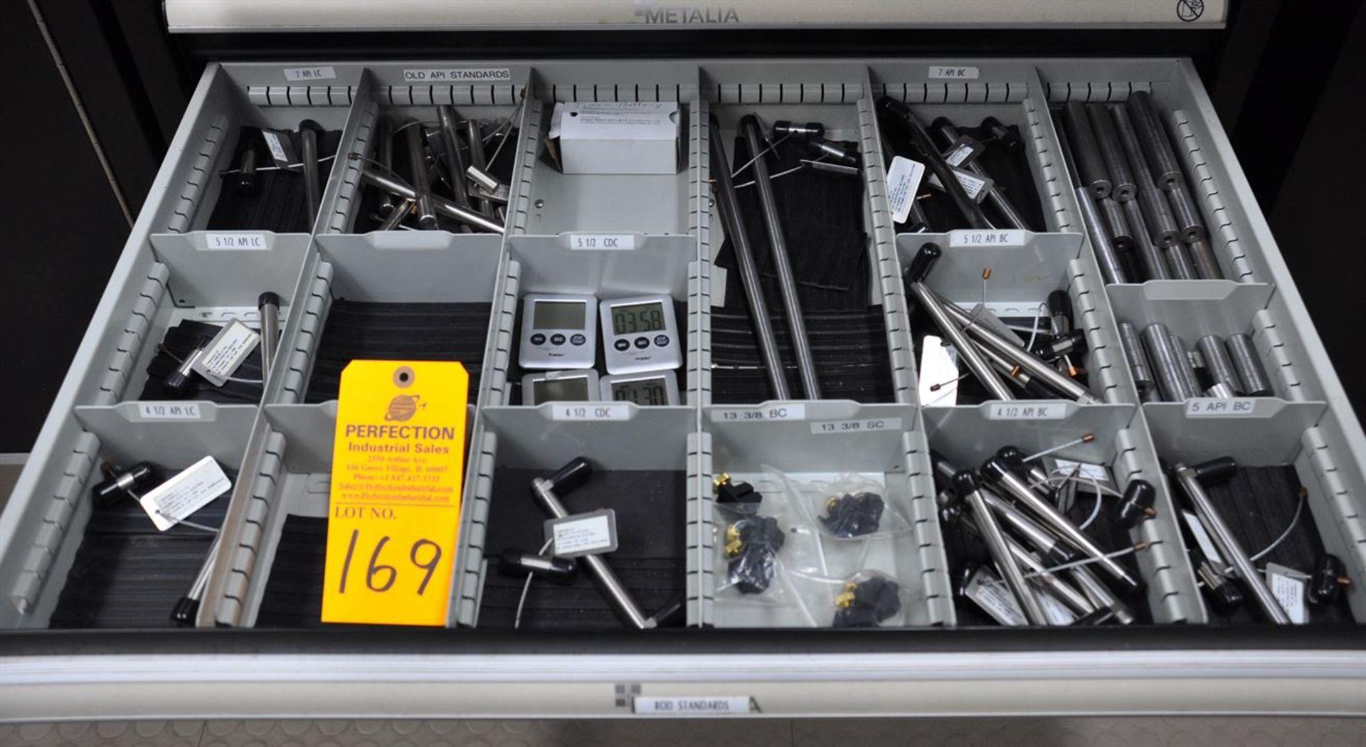 GageMaker 5CT MRP rod setting standards