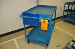 2 Shelf Cart