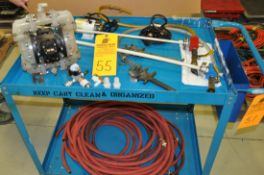 Assorted Pumps and eductor mixers