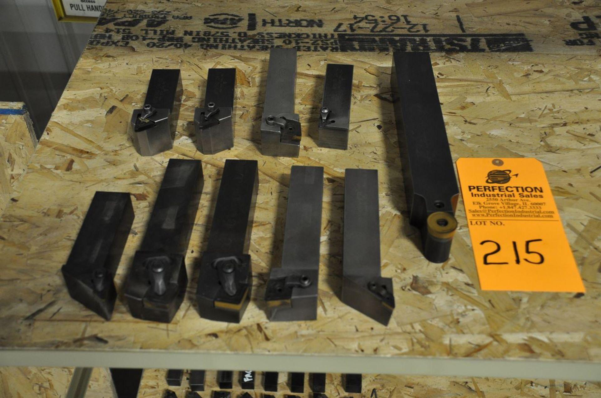 "1.5"" Assorted Carbide Tool Holders"