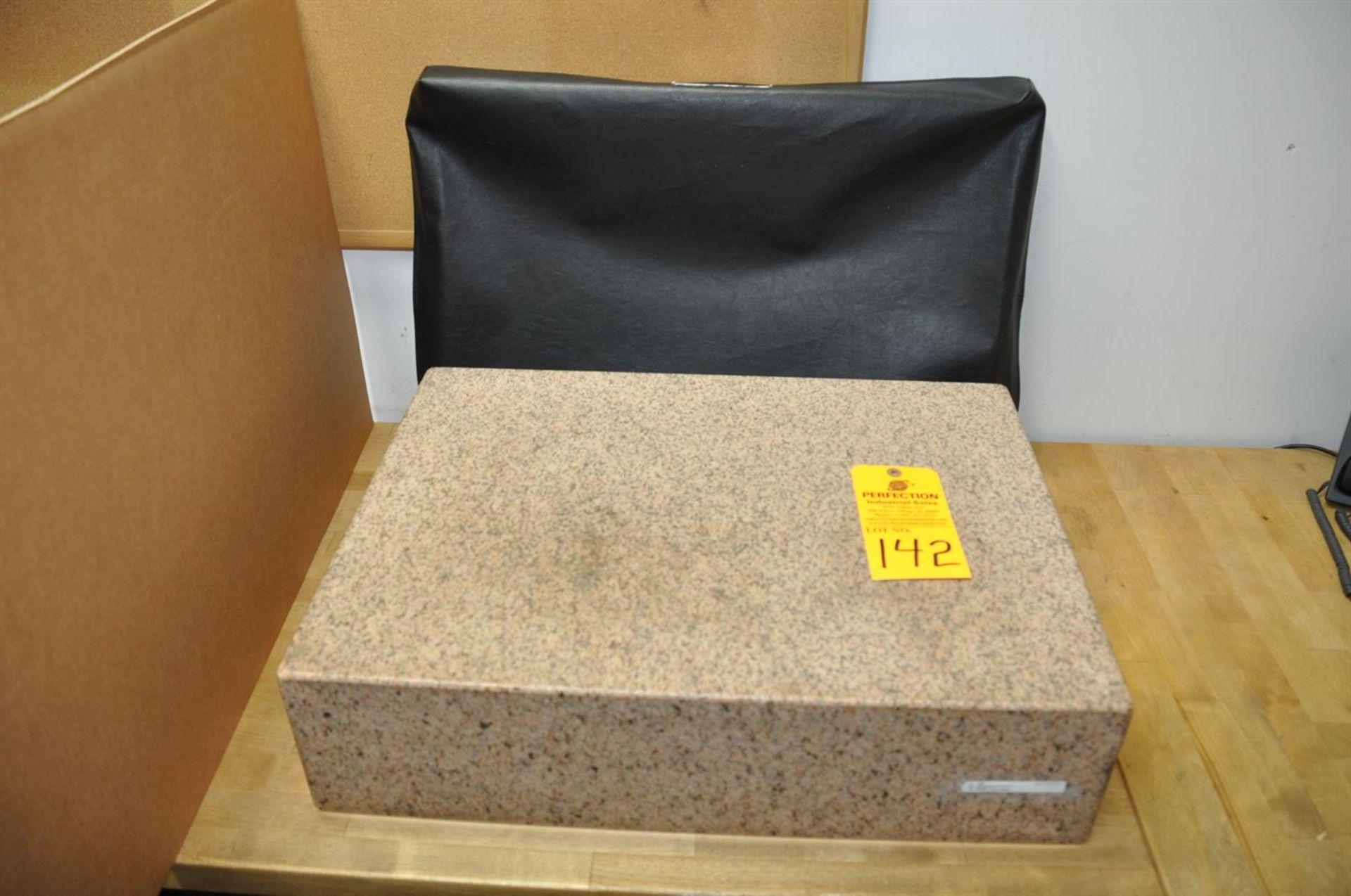 "Starrett 18""x24"" Granite Inspection Block, Grade A"