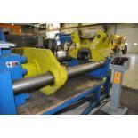 2012 MECHANICAL REPAIR & ENGINEERING INC. 500 Ton Horizontal Hydraulic Swaging Press, s/n 21587,