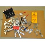 Assorted Gages for Parts