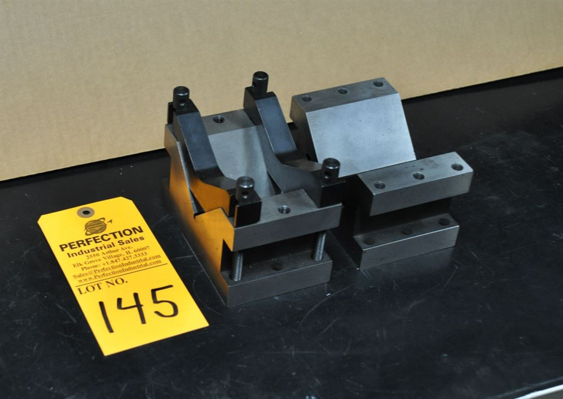Starrett 578 Inspection V Blocks