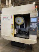 2010 FANUC Robodrill a-T21iFLa CNC Vertical Machining Center, s/n P109XH380, w/ FANUC Series 31i-