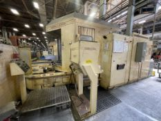 GIDDINGS & LEWIS 2200 Orion Horizontal Machining Center, s/n 592-0104, Numeripath 8000B Control,