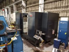 2008 HWACHEON EXECHON KE700 5-Axis Parallel Kinematics Machining Center