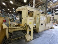 GIDDINGS & LEWIS 2200 Orion Horizontal Machining Center, s/n 592-0106, Numeripath 8000B Control,