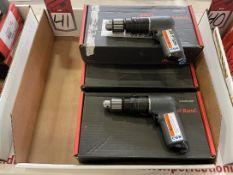 Lot Comprising (3) NEW INGEROLL RAND 7AQST8 Pneumatic Drills