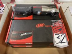 "Lot of (4) NEW INGERSOLL RAND 2015MAX Pneumatic 3/8"" Hammerhead Low-Profile Impact Wrench"