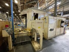 GIDDINGS & LEWIS 2200 Orion Horizontal Machining Center, s/n 592-0103, Numeripath 8000B Control,