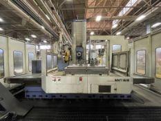 2009 MITSUBISHI MHT1618 CNC 5 Axis Table Type Horizontal Boring Mill, s/n 3B32124, w/ FANUC 18i-MB