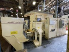GIDDINGS & LEWIS 2200 Orion Horizontal Machining Center, s/n 592-0105, Numeripath 8000B Control,