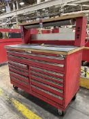 STOR-LOC Rolling Tool Chest