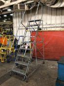 COTTERMAN 9-Step Safety Ladder, (5J)