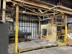 1/4 Ton Free Standing Crane System, Approx. 16'W x 16'L x 10' Under Rail, w/ 1/4 Ton CM Lodestar