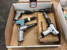 Lot Comprising Assorted Pneumatic Drills, (25G)