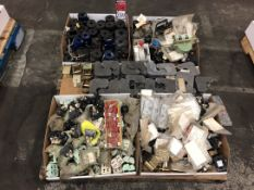 Lot Comprising Assorted Misc. Electrical Components, (21J)