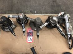 (5) Pneumatic Angle Grinders, (5G)