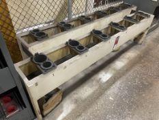 Dual Tooling Rack , (Kolb Crib)