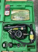 Greenlee 737 Hydraulic Knock Outs, (21J)