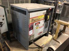 PRECISION POWER FACTOR MARK III 3PF18B-1200EMES,LA Type Battery Charger, s/n 54564, (K15 MSB)