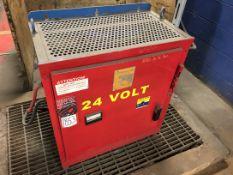 LAMARCHE RECHARJER A45J-105-12L-C3, L Type Battery Charger, s/n C 1698-3, (H27 MSB)