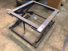 Vestil PS-4045 Adjustable Pallet Stand, 5000 lb Capacity, (11F)