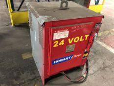 HOBART 1R12-680-MJIC, LA Type Battery Charger, s/n 79CS26181, (M25 MSB)