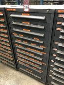 Heavy Duty Ball Bearing Drawer Tool Cabinet, (29D)