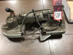 Ensley 721 Portable Band Saw, s/n 743104, (H11 H-Building)