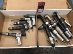 Lot Pneumatic Socket Wrenches and Drills (5G)