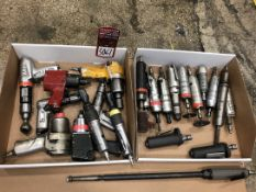 Lot Pneumatic Drills, Impacts, and Grinders, (19K)