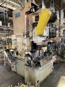 DME Machine 20 HP C-Frame Press, s/n C1564, 20 HP