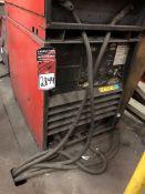 LINCOLN IDEALARC R3R-500 Arc Welding Power Source, s/n AC-630847, (5L)