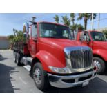 2016 INTERNATIONAL 18' Stake Bed Truck, VIN 3HTHXSNR0GN003230, 123,361 Miles at time of