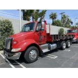 2016 INTERNATIONAL 18' Stake Bed Truck, VIN 3HTHXSNRXGN003235, 173,072 Miles at time of inspection