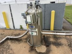 """Liquid Nitrogen system with approx 250' of Stainless Steel Vacuum Jacketed Supply lines approx 1"""""""
